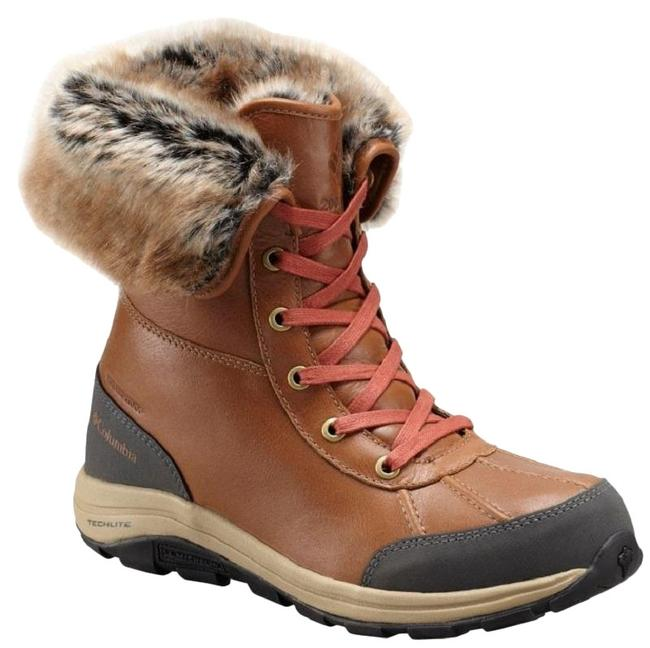 Item - Brown Bangor with Omni Heat Cold Weather Boots/Booties Size US 7 Regular (M, B)