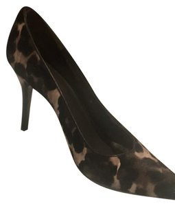 Stuart Weitzman black, brown, grey Pumps