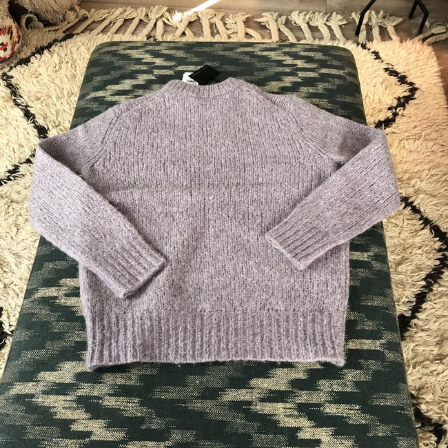 360 Sweater Skull Cashmere Lilac Gray Sweater 360 Sweater Skull Cashmere Lilac Gray Sweater Image 3