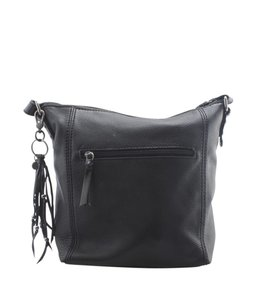 The Sak Faux Leather China Metal Cross Body Bag