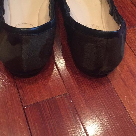 Prada camouflage black and green Flats Image 3