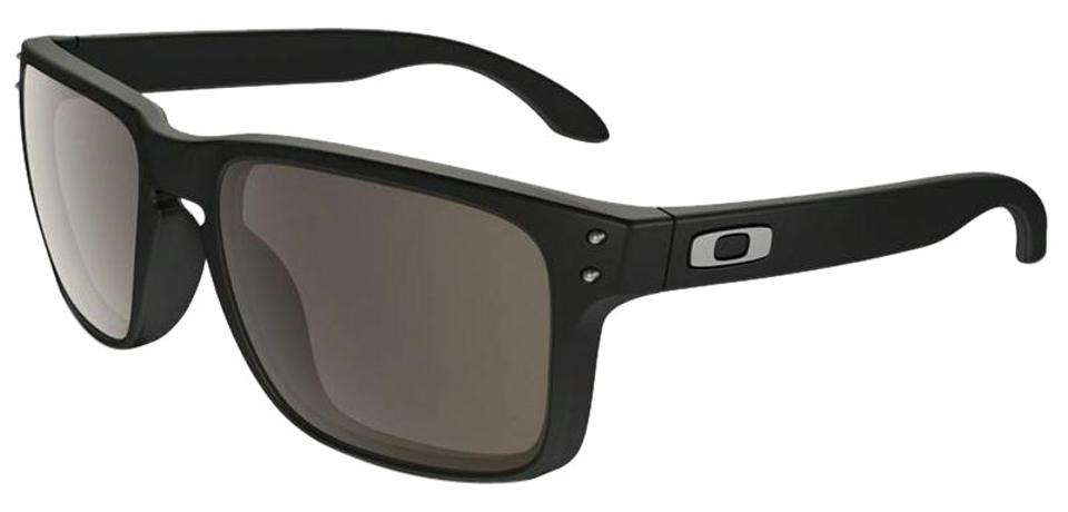 00f2e5e69e Oakley Matte Black Frame   Warm Grey Lens Unisex Square Sunglasses ...
