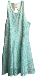 Aéropostale short dress turquoise on Tradesy