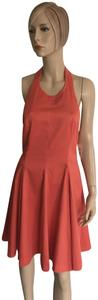 Jessica Simpson short dress Coral on Tradesy