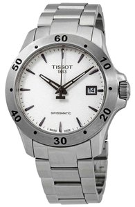 Tissot V8 Automatic Stainless Steel Round Men's Watch