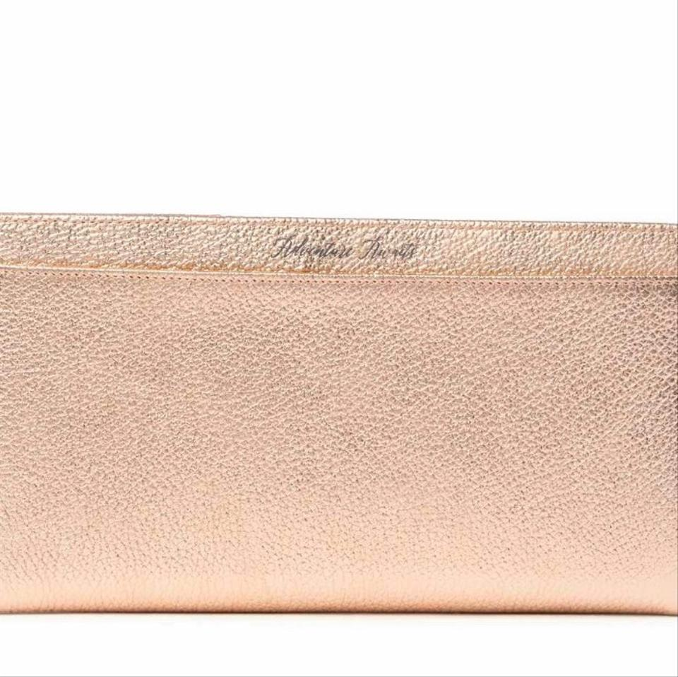 515d4cbd29669 Ted Baker New London - Kayy Bow Detail Leather Travel Wallet Rose ...