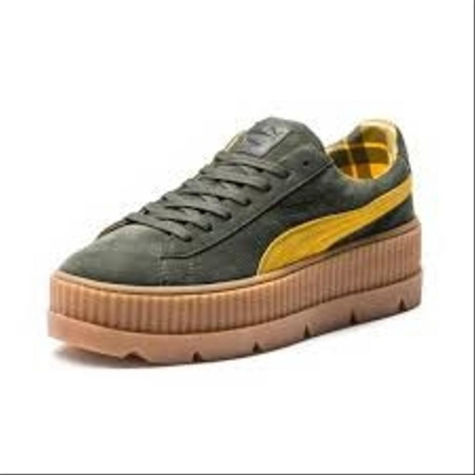 best authentic 71c30 f6499 Cleated Creeper Sneakers