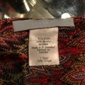 Eberjey Red Coral Multi Wave Tunic Size OS (one size) Eberjey Red Coral Multi Wave Tunic Size OS (one size) Image 5