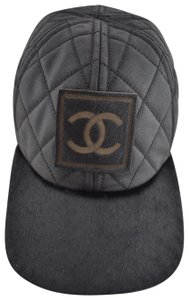 Chanel CC Quilted Baseball