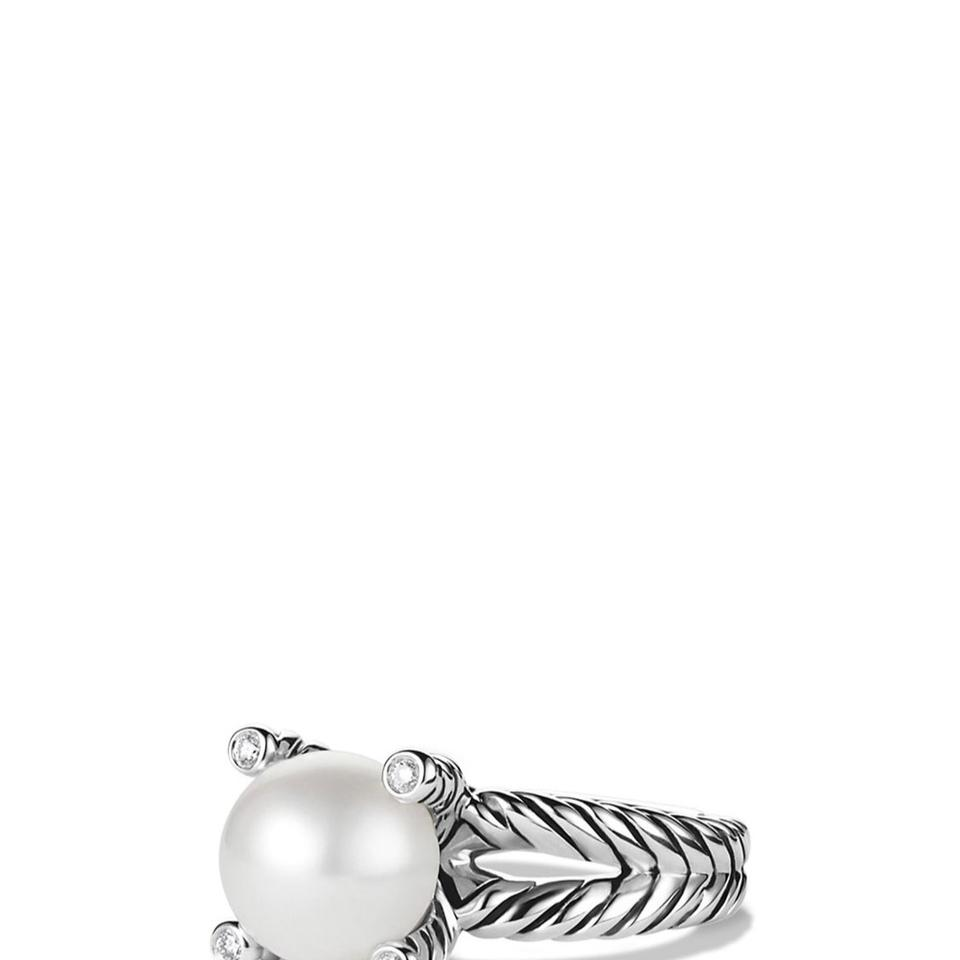 52db395388899 Cable Pearl with Diamonds Ring