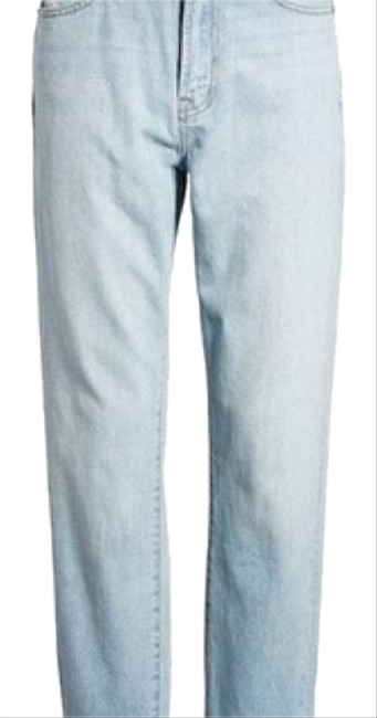 Item - Light Blue Wash The Perfect Summer Straight Leg Jeans Size 6 (S, 28)