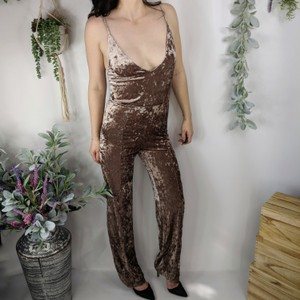 8924623bd010 Gold Rompers   Jumpsuits - Up to 70% off a Tradesy