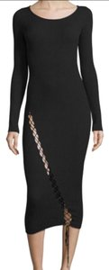 black Maxi Dress by Kendall + Kylie