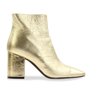 ANINE BING Gold Boots