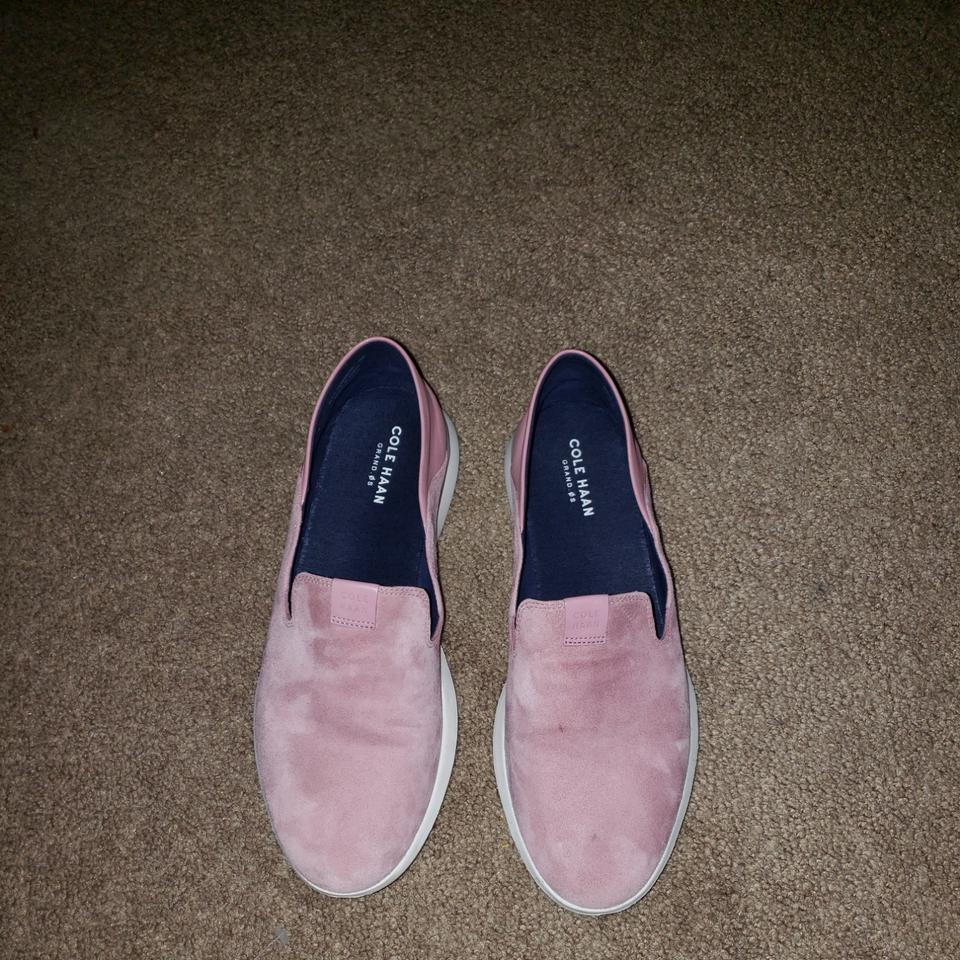 f229c2838d21 Cole Haan Light Pink Slip On Flats Size US 8 Regular (M