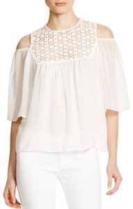 Lucy Paris Top White / Ivory