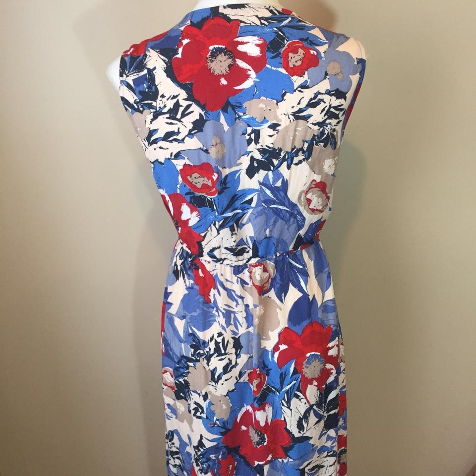 aa38ff6e8eb Anthropologie Plenty By Tracy Reese Daphne Wrap Mid-length Short ...