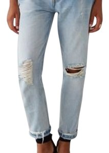 Levi's Boyfriend Cut Jeans-Distressed