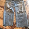 Levi's Boyfriend Cut Jeans-Distressed Image 2