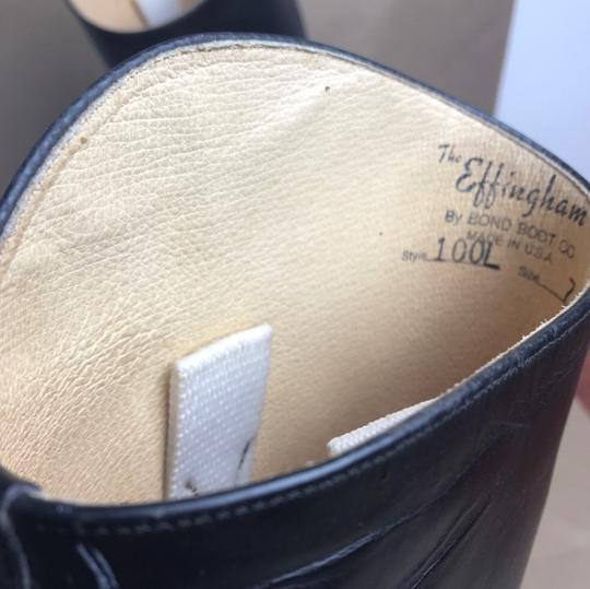The Effingham by Bond Boot Co. Black Boots Image 2