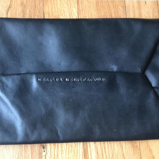 Marc by Marc Jacobs Black Clutch Image 1