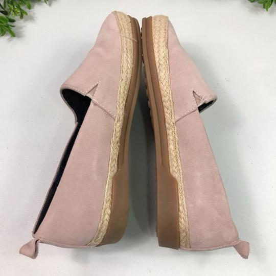 Blondo Pink/Cream Flats Image 3