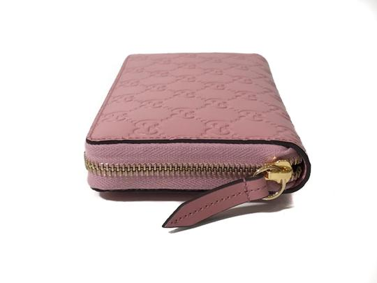 Gucci NEW GUCCI Women's 410105 Leather GG Guccissima Continental Wallet Image 5