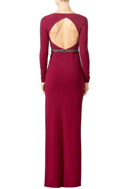 Nicole Miller Rent The Runway Rtr Gown Dress Image 1