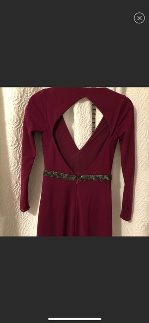 Nicole Miller Rent The Runway Rtr Gown Dress Image 3