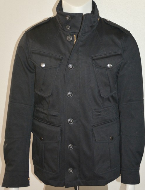 Burberry Mens Mens Trench Coat Image 2