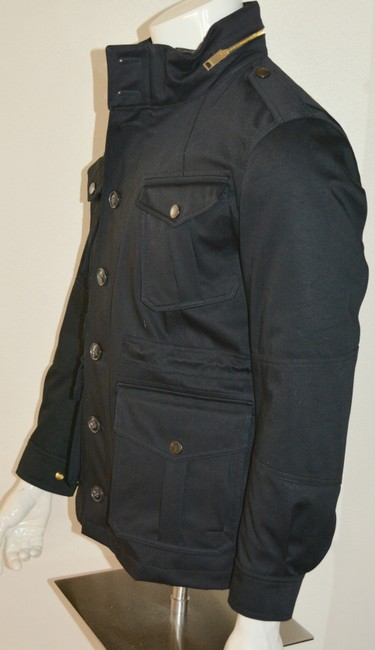 Burberry Mens Mens Trench Coat Image 5
