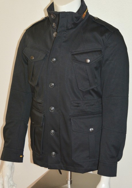 Burberry Mens Mens Trench Coat Image 7