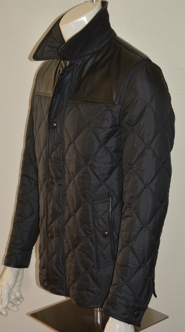 Burberry Mens Trench Warmer Raincoat Image 3