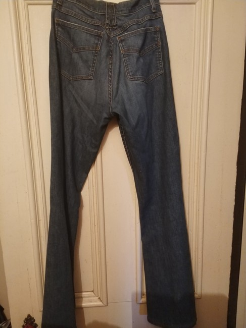 Juicy Couture Boot Cut Jeans-Medium Wash Image 2