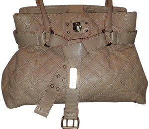 Marc Jacobs Satchel in NUDE TAN