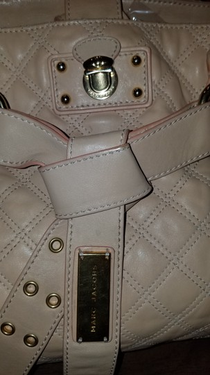 Marc Jacobs Satchel in NUDE TAN Image 2