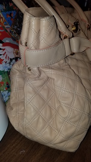 Marc Jacobs Satchel in NUDE TAN Image 5