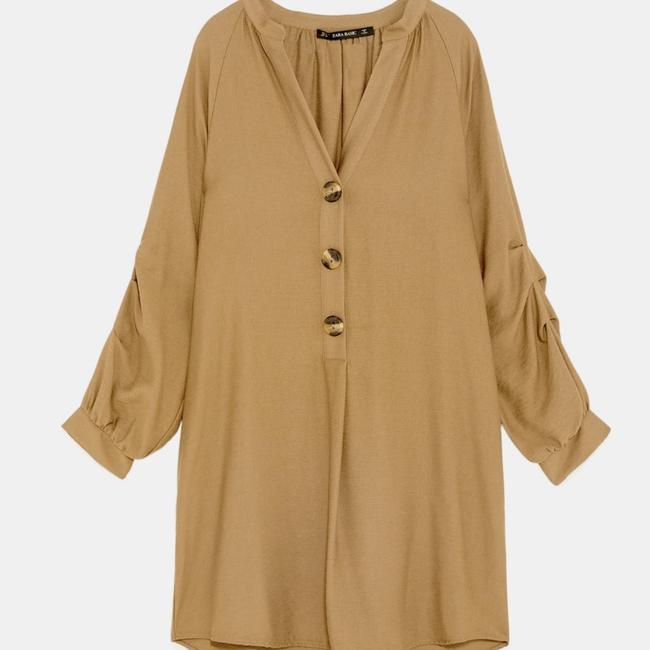 Zara Top Toffee Image 7
