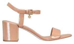 Tory Burch Velour Beige Sandals