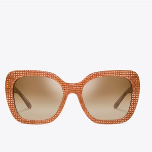 1ce1e4f045c Orange Tory Burch Sunglasses - Up to 70% off at Tradesy