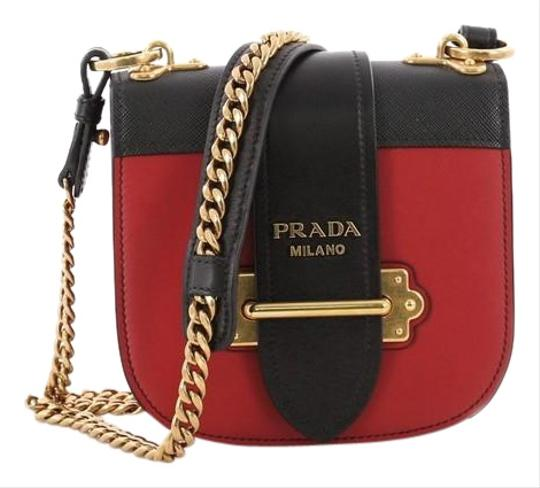 Preload https://img-static.tradesy.com/item/24777955/prada-pionniere-city-calfskin-with-saffiano-small-black-and-red-leather-cross-body-bag-0-1-540-540.jpg