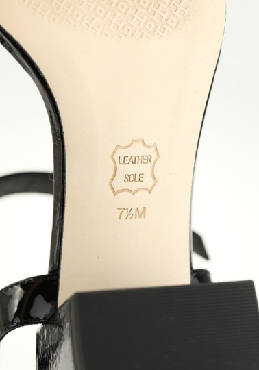 Tory Burch Velour Black Sandals Image 10