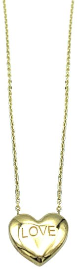 Preload https://img-static.tradesy.com/item/24777965/14k-yellow-gold-love-necklace-0-1-540-540.jpg