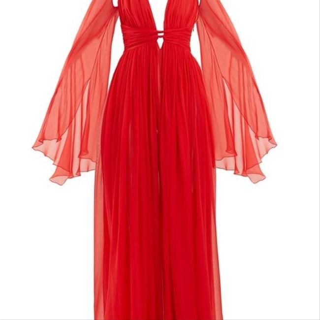 Red Maxi Dress by Dundas Image 1