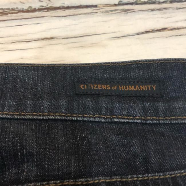 Citizens of Humanity Flare Leg Jeans-Dark Rinse Image 2