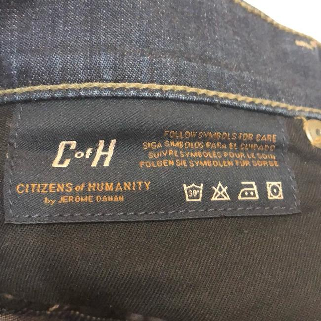 Citizens of Humanity Flare Leg Jeans-Dark Rinse Image 3