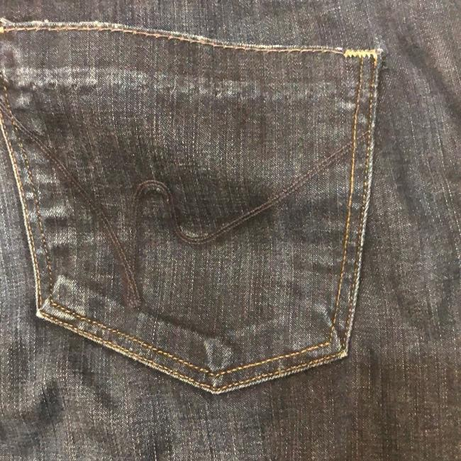 Citizens of Humanity Flare Leg Jeans-Dark Rinse Image 7