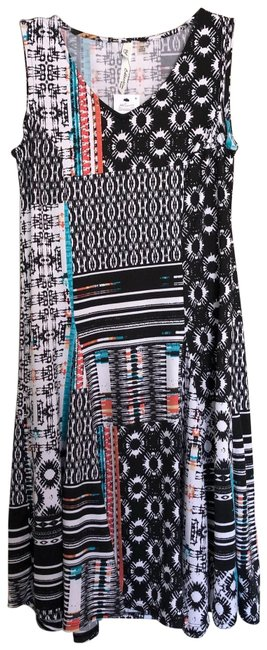 NY Collection short dress multi on Tradesy Image 0