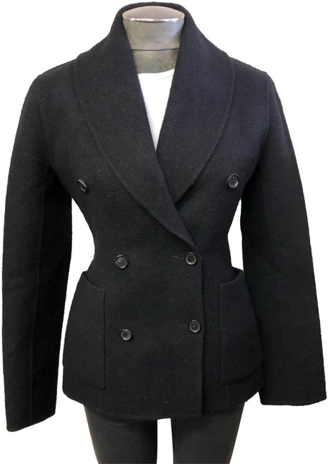 Preload https://img-static.tradesy.com/item/24778322/celine-black-double-breasted-wool-12-504-2035-jacket-size-8-m-0-1-650-650.jpg