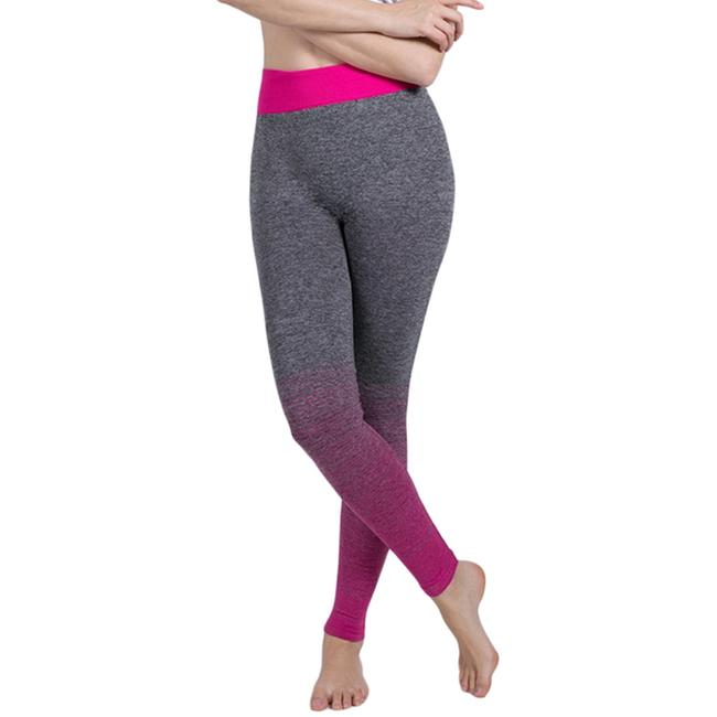 Preload https://img-static.tradesy.com/item/24778407/grey-and-pink-activewear-bottoms-size-4-s-27-0-1-650-650.jpg